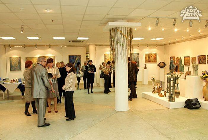 Выставка в музее изобразительных